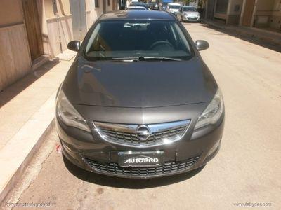 usado Opel Astra 1.6 Cdti Ecoflex S&s 4p. Elective Fleet