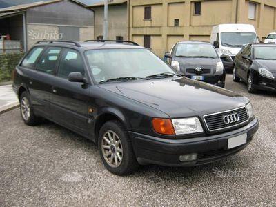usata Audi 100 2.0 16V 140cv clima servosterzo fendi