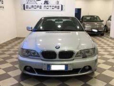 usata BMW 330 Cabriolet ci cat all seasons benzina