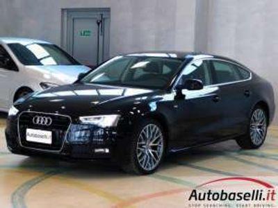 usata Audi A5 Sportback 2.0TDI AUTOMATICA S-LINE XENO LED Diesel