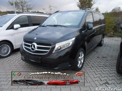 usata Mercedes V250 classeavantgarde extralang fotocamer diesel van automatico