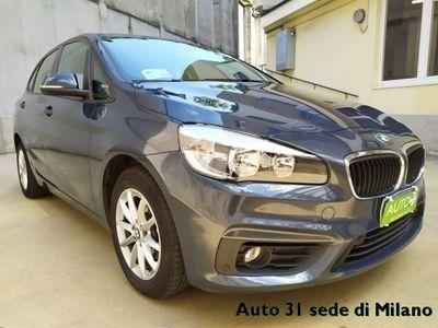 usata BMW 214 Active Tourer d