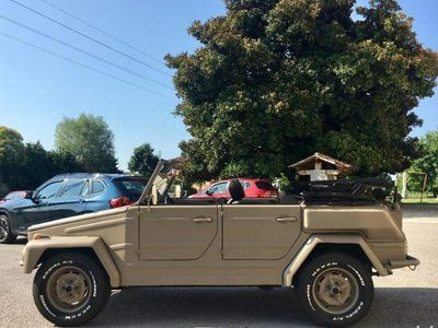 brugt VW 181 type 18 militare ? targata italia by gandin motors benzina