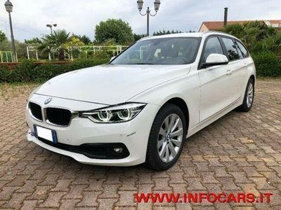 usata BMW 318 d Touring 150 CV RESTYLING Business Advantage