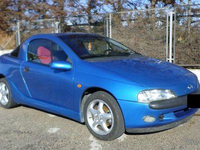 usado Opel Tigra 1.4 16V ceramic blue