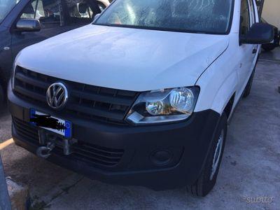 brugt VW Amarok - 2014-2.0d.103kw