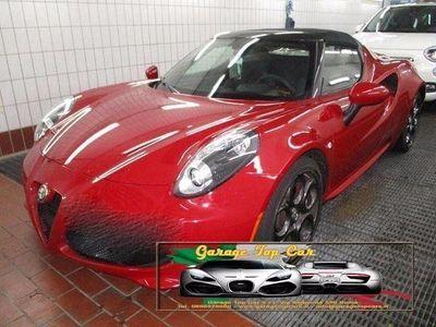 usata Alfa Romeo 4C Spider In Pelle Usato