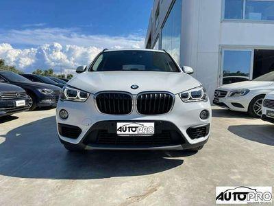 usata BMW X1 -- xDrive20d Advantage