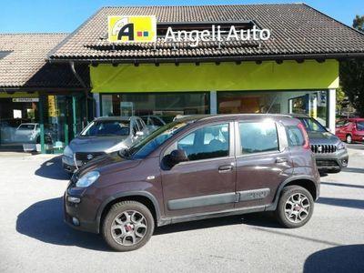 "usata Fiat Panda 4x4 1.3 MJT 16V DPF Climbing "" ok neopatentati """
