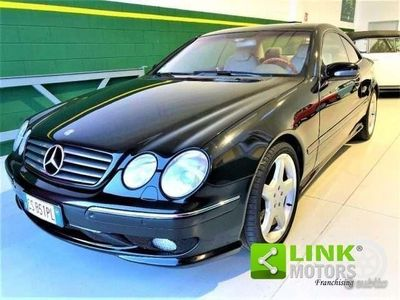 usata Mercedes CL55 AMG cat AMG - BOOK SERVICE