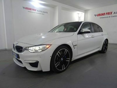 usata BMW M3 Serie 3del 2015 usata a Castenaso