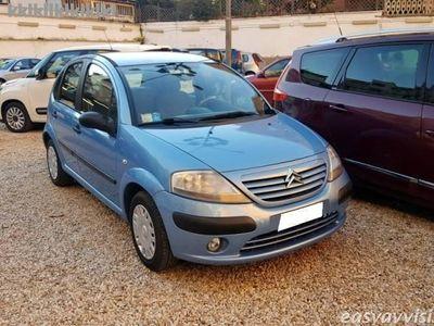 usata Citroën C3 1.4 hdi 70cv classique diesel 4/5-porte manuale azzurro