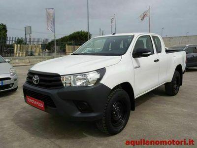 usata Toyota HiLux 2.4 D-4D 4WD 2 porte Extra Cab Comfort rif. 15597642