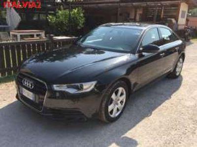 usata Audi A6 3.0 TDI 204 CV AUTOM NAVI PELLE PACK INV