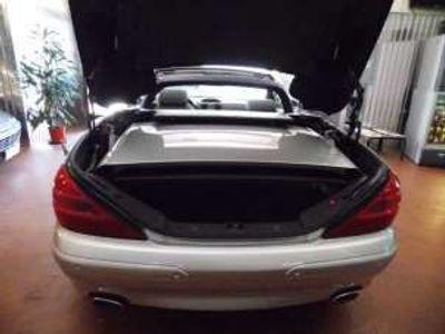usata Mercedes SL500 cat Avangarde Benzina