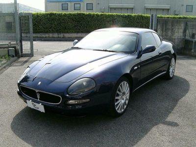 brugt Maserati Coupé cambio corsa
