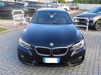 usata BMW 218 d Coupé Advantage rif. 12186587