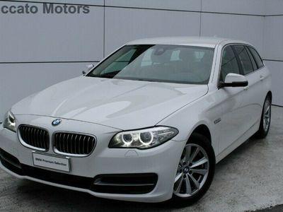 usata BMW 518 Serie 5 d Touring Business aut.