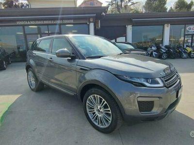 usata Land Rover Range Rover evoque RR1ª serie - 2017