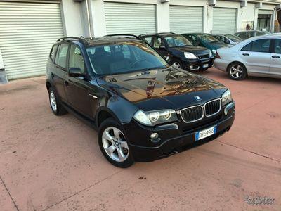 second-hand BMW X3 2.0 d- 2007
