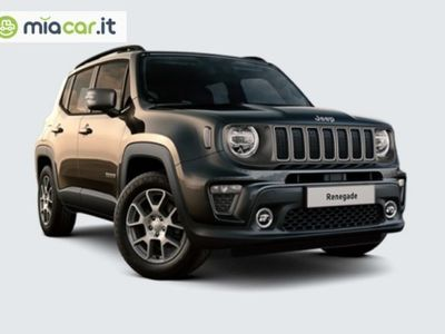 usata Jeep Renegade 1.3 T4 DDCT Limited MY19 Milano