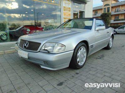 used Mercedes 300 slsl-24 cat benzina