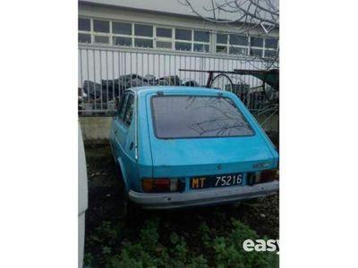 second-hand Fiat 127 900 2p. l benzina
