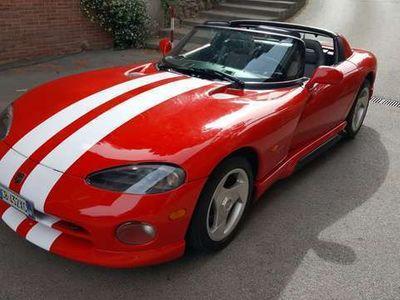 usata Dodge Viper Modello Europeo