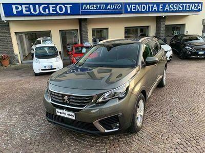 usata Peugeot 5008 1.5 BlueHDi 130CV ACTIVE 7 posti