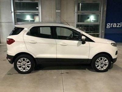 usata Ford Ecosport Plus15 1.5TDCi 95cv 5p