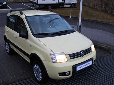 usata Fiat Panda 4 x 4