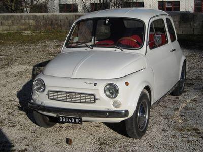 gebraucht Fiat Cinquecento - FRANCIS LOMBARDI Anni 60