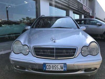 usata Mercedes 200 Classe C Station WagonKompressor cat Elegance Evo usato