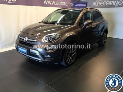 usado Fiat 500X 500 X1.6 mjt Cross Plus 4x2 120cv my17