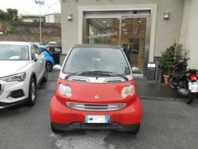 usata Smart ForTwo Cabrio 700 passion 45 kW Benzina
