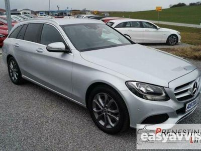 brugt Mercedes C200 d S.W. Premium **garanzia ufficiale mercedes** rif. 11419793