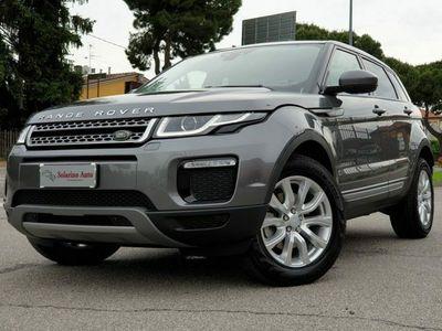used Land Rover Range Rover evoque 2.0 eD4 5p. SE Dynamic/Automatico/Xeno/N