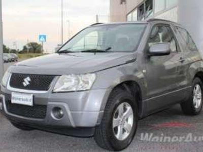usata Suzuki Grand Vitara 1.9 DDiS 3 porte 4X4 CLIMA AUTO UNICO PROPRIETARIO Diesel