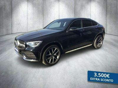 usata Mercedes 300 CLASSE GLC COUPE GLC Couped Premium Plus 4matic auto