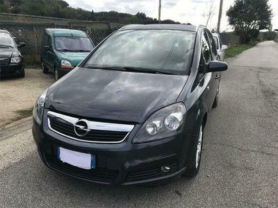 usata Opel Zafira 1.8 16V VVT Cosmo IMPIANTO GPL NUOVO