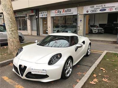 """usata Alfa Romeo 4C 1750 Tbi 241cv Soli Km. 12.200 """"prezzo Speciale"""" Usato"""