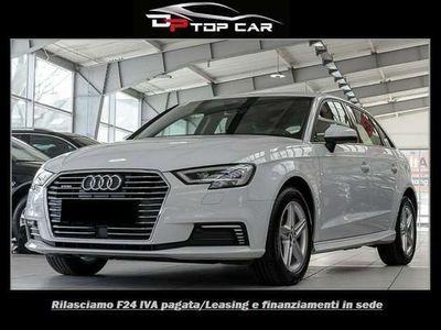 usata Audi A3 e-tron SPB 40 S tronic Sport Fari LED Navigatore