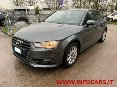 usata Audi A3 SPB 2.0 TDI 150 CV diesel S TRONIC ATTRACTION