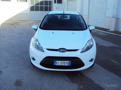 used Ford Fiesta 5ª serie - 2012