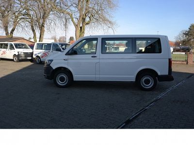 brugt VW T6 Kombi Kombi 2.0 Bluemotion Tdi 8 Sitze Klima Radio