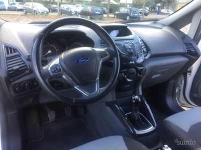 usata Ford Ecosport versione Titanium