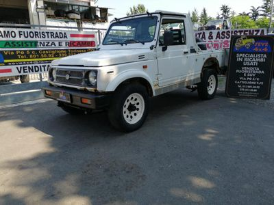 used Suzuki Samurai Pick up 1.3 benzina del 1997