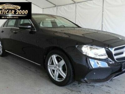 usata Mercedes E220 Auto Sport Eu6 * Sconto per NCC* 3516798434
