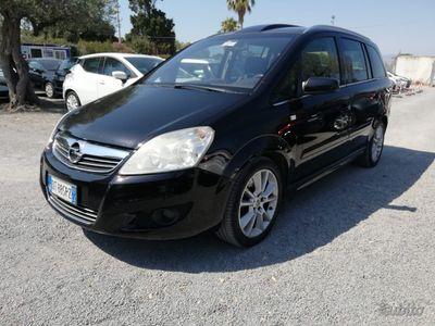 usata Opel Zafira 1.9 CDTI 7 POSTI - 2008 - LB AUTO