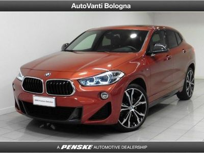 begagnad BMW X2 xDrive 25d Msport